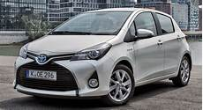 Toyota Yaris Hybride Occasion Avis Prix Consommations