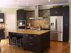 Ideas For Black Kitchen by Outstanding Black And Wood Kitchens That Will Add Style To