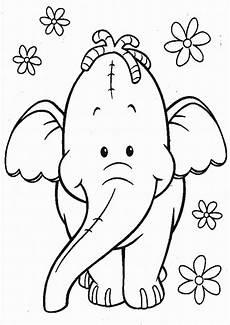 Ausmalbilder Indischer Elefant Ausmalbilder Elefanten 05 Ausmalbilder Tiere