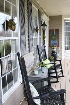 Decorations For A Front Porch by Summer Front Porch Decorating Finding Home Farms
