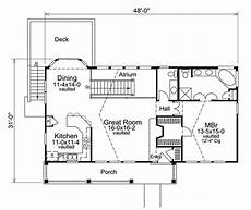 atrium ranch house plans economical atrium ranch home plan 57239ha