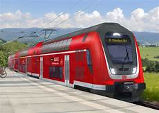 Deutsche Bahn And Bombardier Sign Vehicle Contract Worth