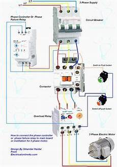 3 phase motor wiring diagrams electrical info pics non stop engineering pinterest diagram