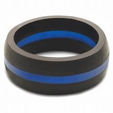 qalo men s silicone ring thin line