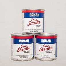 ronan paints mack brush