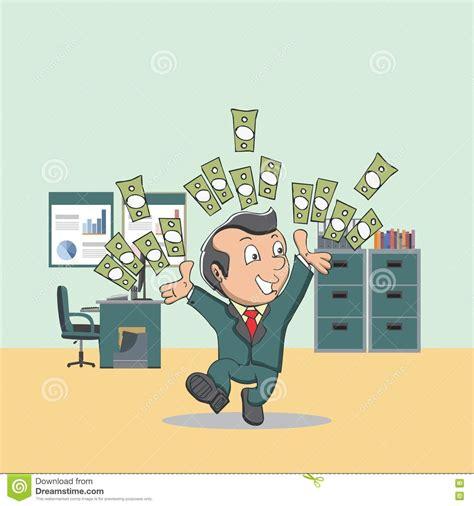Rich Person Cartoon