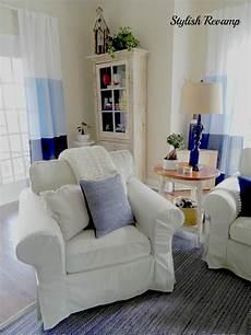 my sunroom reveal using ikea ektorp furniture stylish rev
