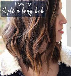 how to style a bob video bob hairstyles
