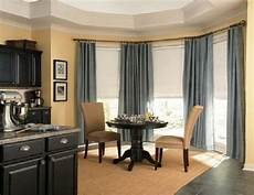 Kitchen Curtains For Bay Windows by 17 Simple But Adorable Bay Window Curtains Designs