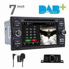 ford transit mk7 kuga android 8 1 headunit dab radio gps
