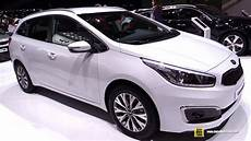 Kia Ceed 2017 - 2017 kia ceed sw exterior and interior walkaround 2017