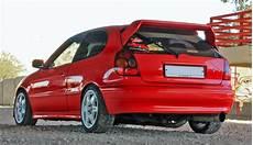Toyota Corolla E11 Wrc Edition Spoiler 1997 2001 Ebay