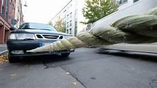 Seil Oder Stange Autos Richtig Abschleppen Auto Bild De