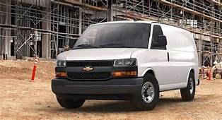 2020 Chevrolet Express 3500 Passenger Release Date