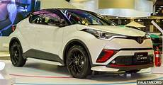 toyota c hr 1 2 turbo officially launched in singapore