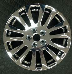 factory pvd 18 quot chrome cts wheels 4669 exchange sale 2010