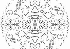 kolorowanki kolorowanki mandale wielkanocne do druku dla