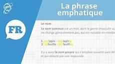 All 244 Prof La Phrase Emphatique