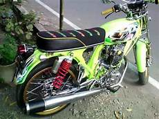 Megapro Modif Cb by Modifikasi Motor Cb 100 Ter Wow Airbrush Transfer