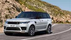 range rover and range rover sport get new straight six diesel in 2021 update auto express