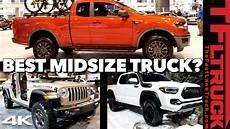 2020 jeep gladiator vs toyota tacoma 2020 toyota tacoma vs ford ranger vs jeep gladiator this