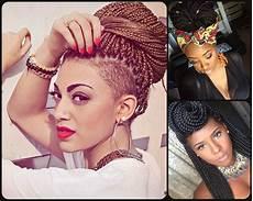 top trendy box braids hairstyles 2015 hairstyles