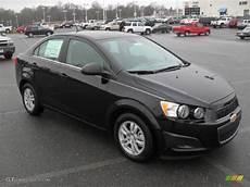black 2012 chevrolet sonic lt sedan exterior photo 60106221 gtcarlot com