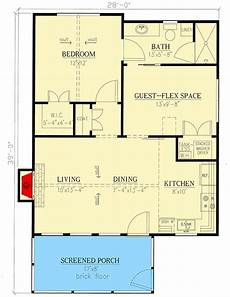 2 bedroom 2 bath single story house plans compact and versatile 1 to 2 bedroom house plan 24391tw