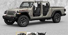 Jeep Truck 2020 Price by Jeep Gladiator Build Price Configurator Now Live 2018