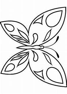 Ausmalbild Schmetterling Umriss Black And White Butterfly Clipart Panda Free Clipart