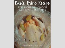 cinnamon and spice poultry brine_image