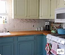 painting kitchen cabinets two different colors decor ideasdecor ideas