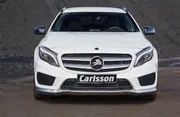 Mercedes Benz GLA By Carlsson  Ultimate Car Blog