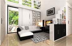Contoh Desain Ruang Keluarga Minimalis Terbaru 2016