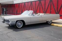 1968 Cadillac DeVille  NEW PRICE 2 OWNER 17K ORIGINAL