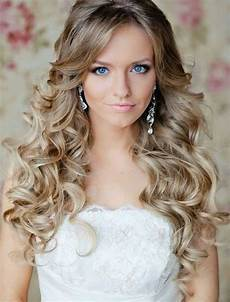 simple bridal hairstyles for curly hair love and