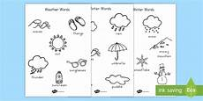 winter worksheets twinkl 20097 winter colouring pages temperate colour motor skills seasons