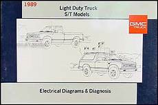 86 s15 wiring diagram 1989 gmc s15 and jimmy wiring diagram manual electrical schematic 89 s 15 ebay