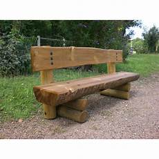 banc de bois banc en bois massif banc pour jardin