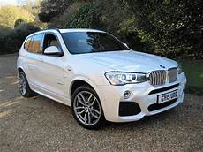 Bmw X3 Xdrive 30d M Sport With Panoramic Roof Simon