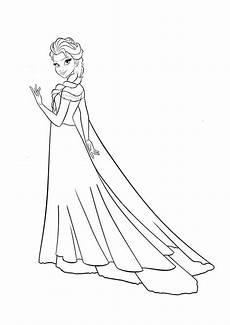 Malvorlagen Und Elsa Junior Asumalbilder Ausmalbilder Elsa