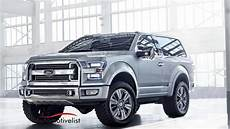 2020 ford bronco facelift thecarsspy
