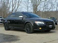 purchase used 2007 audi s4 sedan 4 2l pes supercharger 6 speed manual black black in plaistow