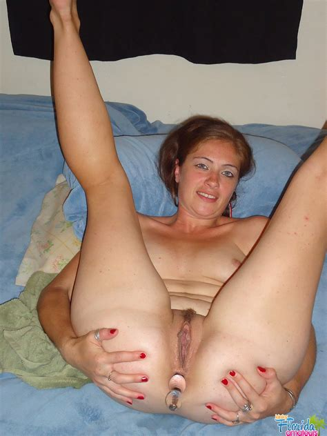 Real Amateur Granny Anal