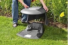rasenroboter gardena gardena 04007 20 rasenroboter garage test