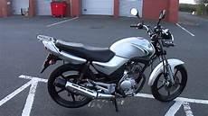 2007 yamaha ybr 125 ybr125 motorbike commuter vgc new mot
