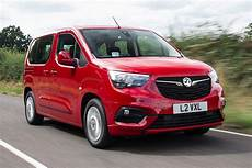 vauxhall combo review auto express