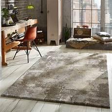 Moderner Teppich Kibek Avantgarde In Beige 80 X 150 Cm