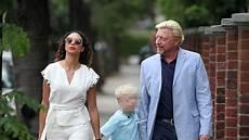 Boris Becker Sohn - erwischt lilly boris becker als familie vereint in