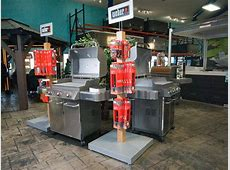 Weber Grills at The Place
